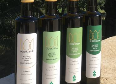Native Olivenöle Extra